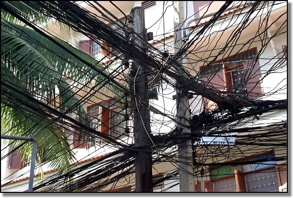 Communications infrastructure in Thailand