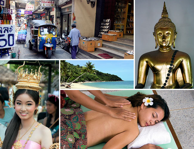 Images of Thailand