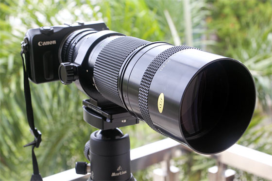 canon fd lenses list