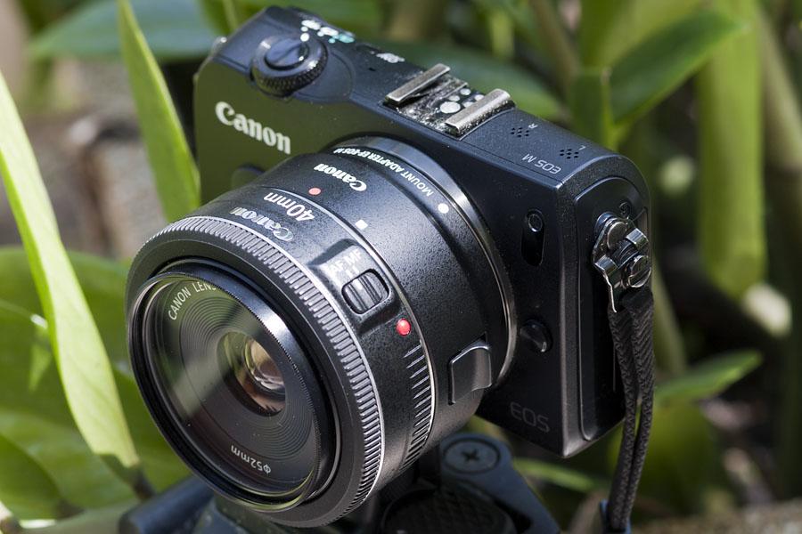 Canon EF 40mm f/2.8 STM Pancake Lens Sample Images