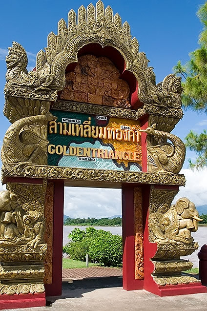 Golden Triangle, Chiang Rai