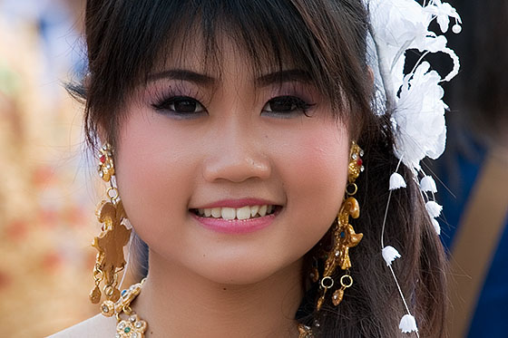 Another beautiful Thai girl
