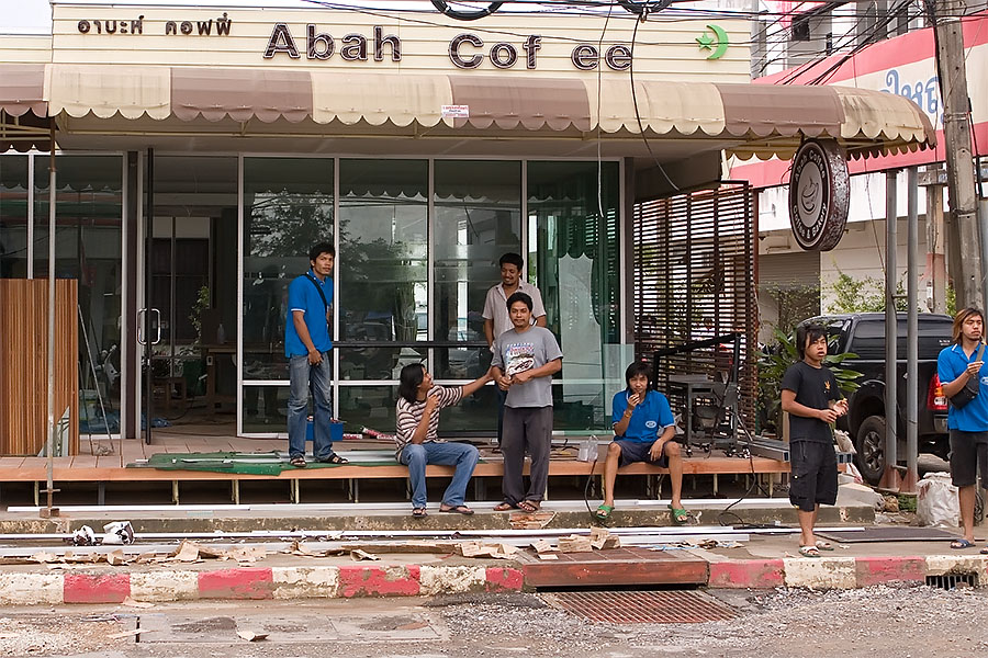 Abah Coffee, Hat Yai