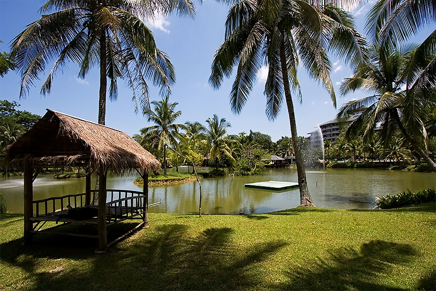 Maritime Park Hotel resort in Krabi