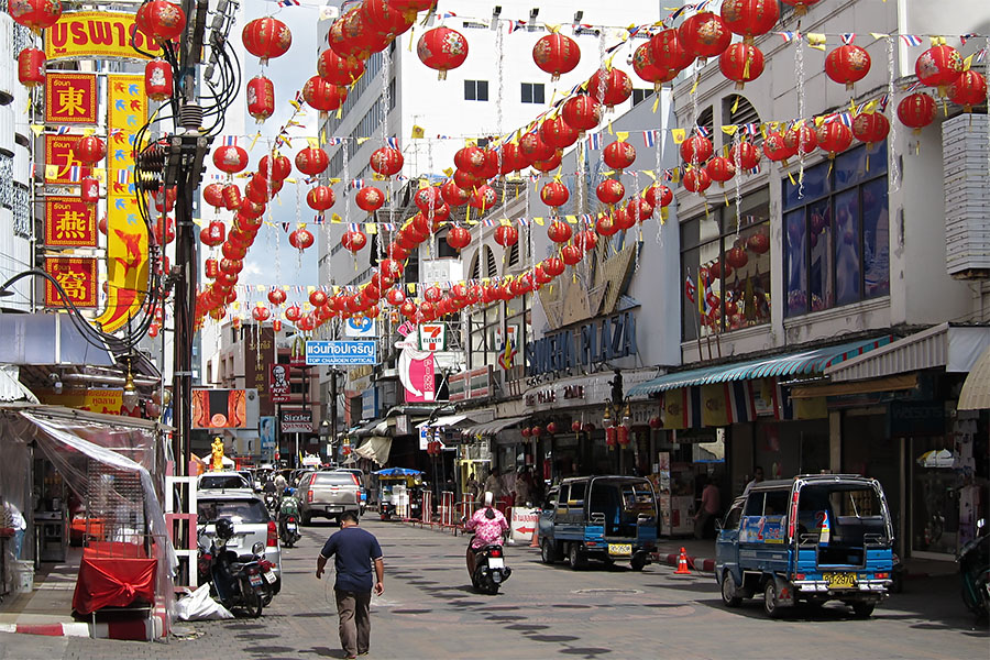 Chinese New Year in Hat Yai