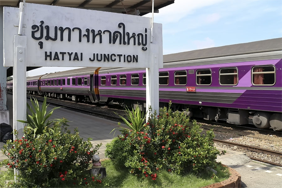 Hat Yai Junction, Thailand
