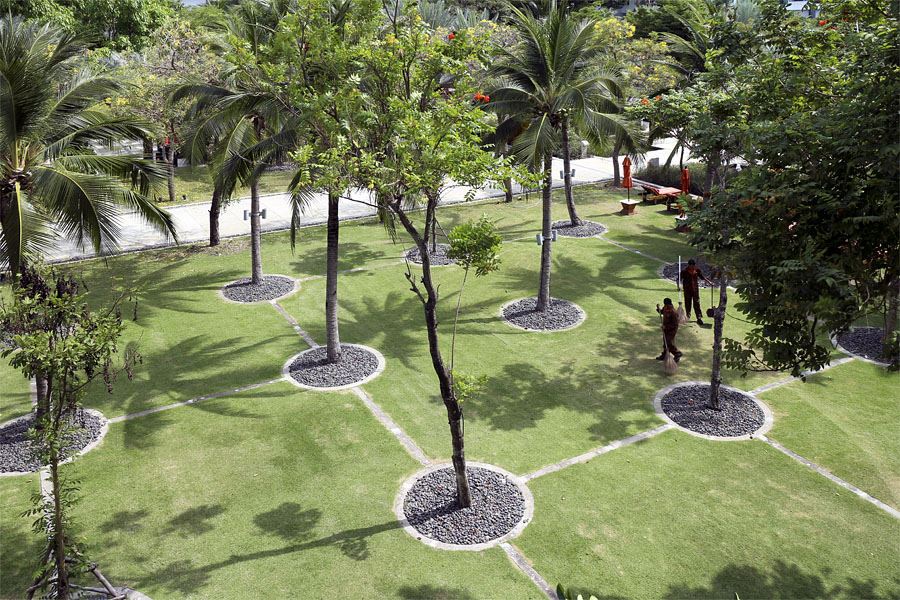 Gardens at the Amari Garden Hotel, Pattaya