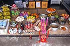 Food offerings for Chinese New Year - Click for larger image