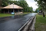 Deserted Songkhla zoo; just me and a lot of animals  - Click for larger image