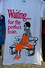 Waiting for the perfect man - Click for larger image